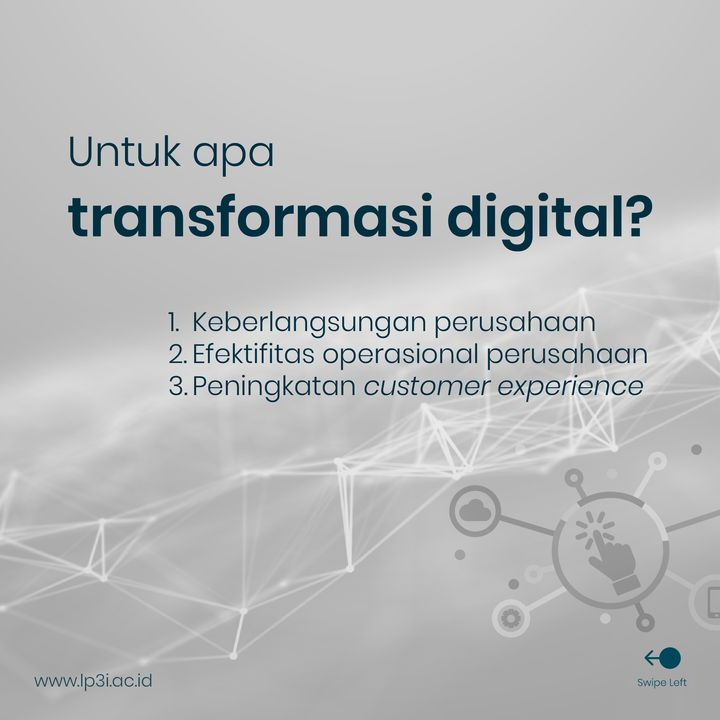 Mengapa Transformasi Digital itu Penting?