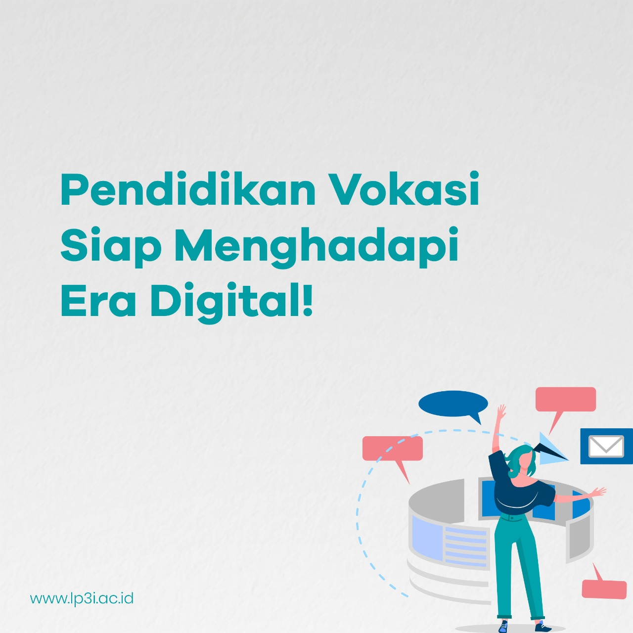 Pendidikan Vokasi Siap Menghadapi Era Digital