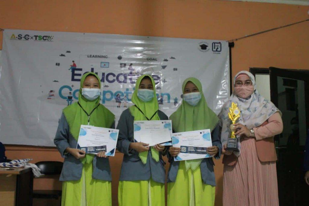 Educative Competition 2021 - Karawang - Blog 9